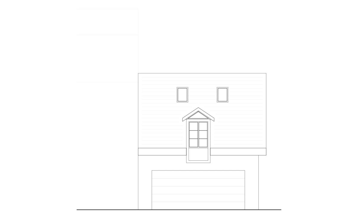 Habitat Minimal – De l'atelier et vieux grenier à la tiny house, La Chaux-de-Fonds – Plan