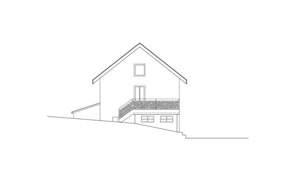 Nouvelle Génération – Projet architectural, plan