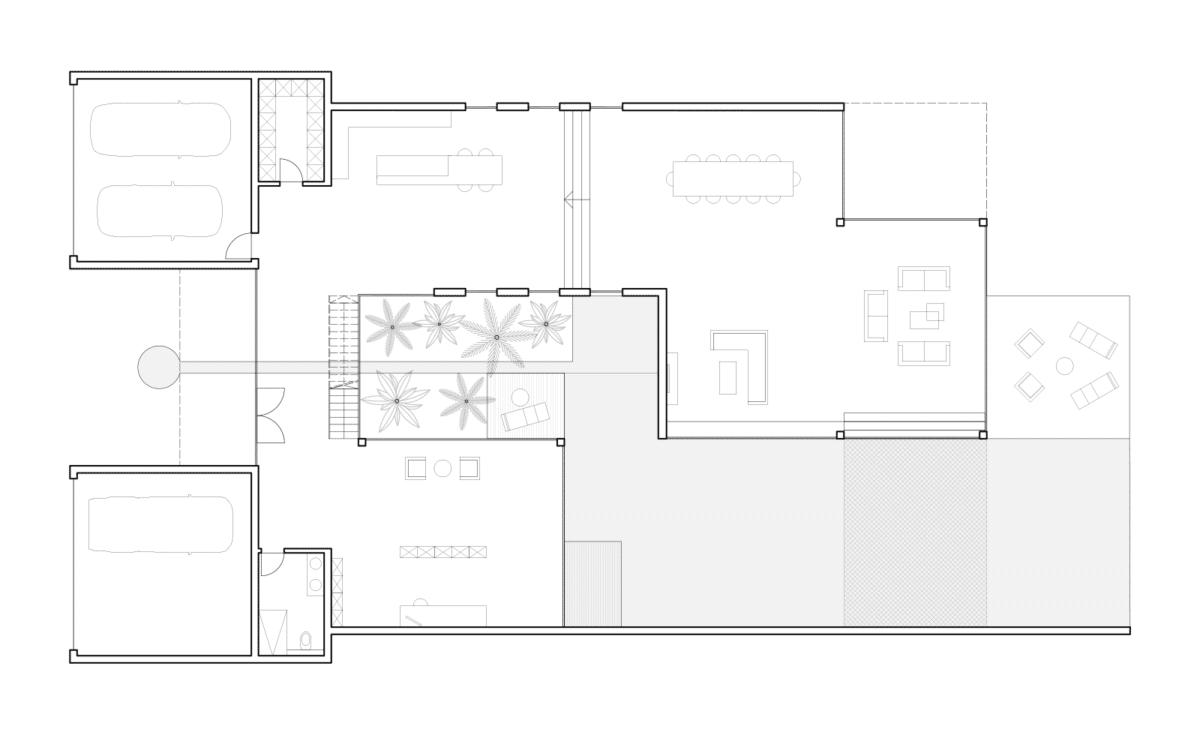 Une villa au Maroc –Projet architectural à Bouznika